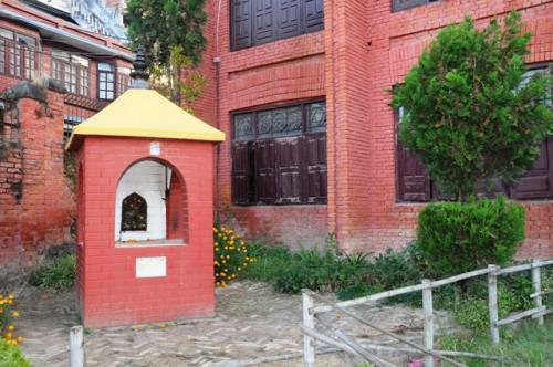 Saraswoti Temple
