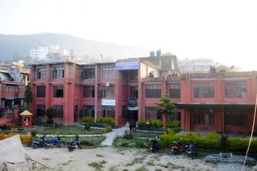 Campus Building Main